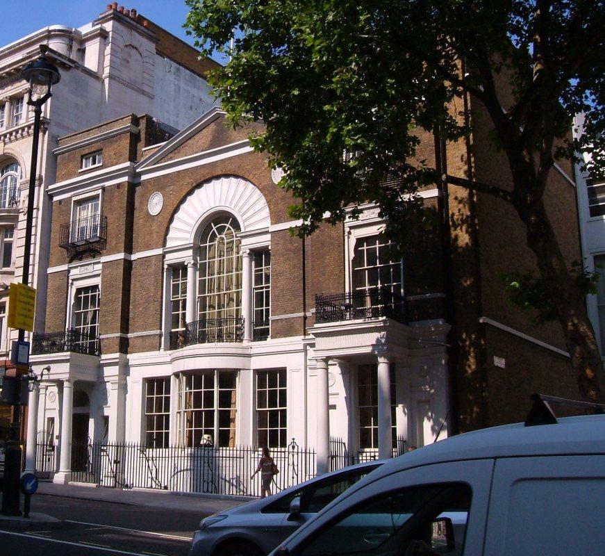 Boodle's Club, St James's Street