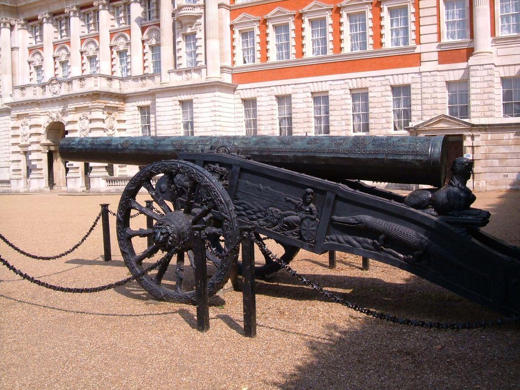 The Turkish gun