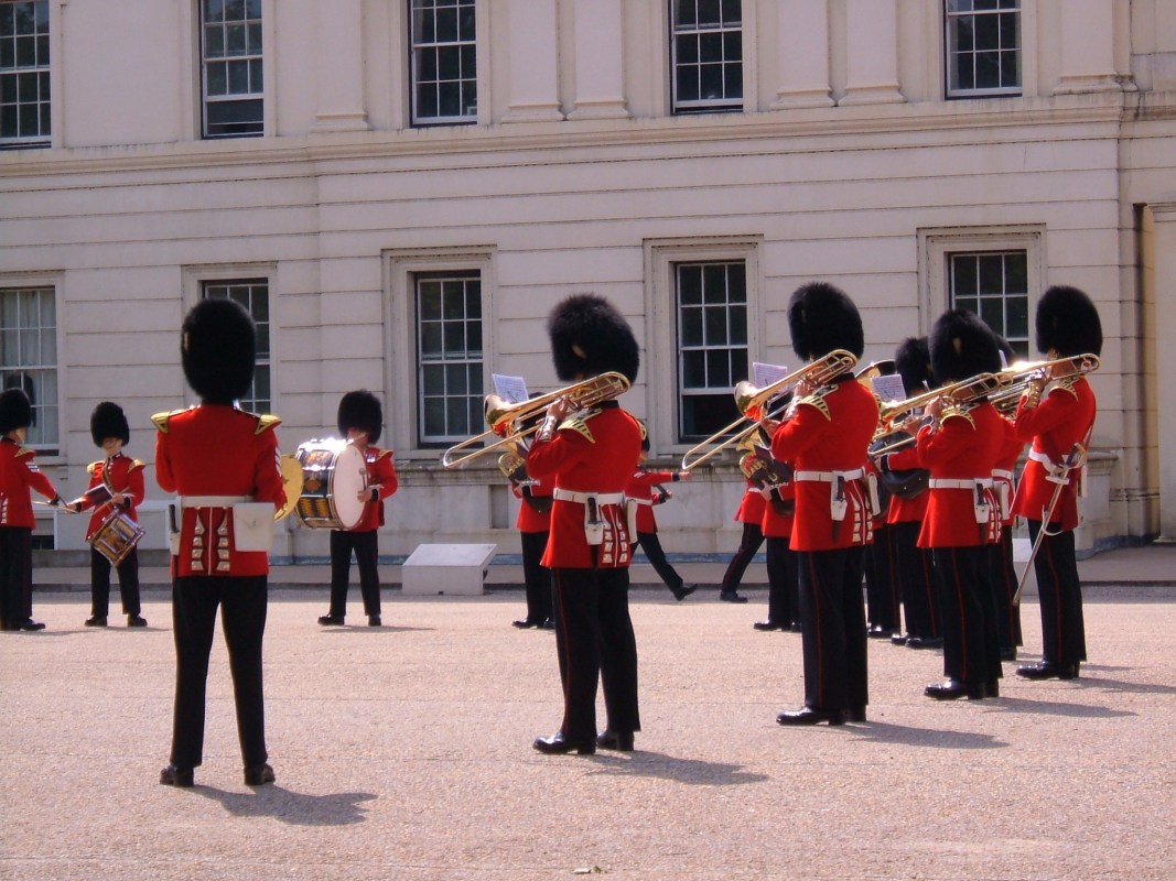 And his fellow bandsmen