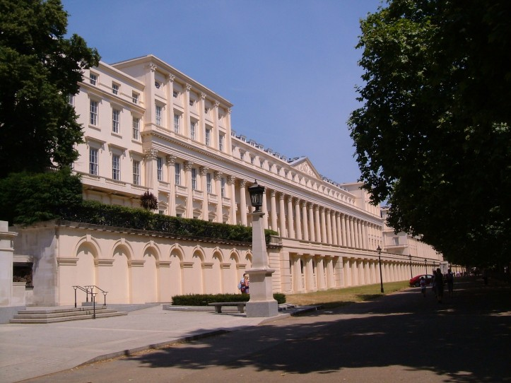 Bradshaw s hand book to london the west day 5 district for 18 carlton house terrace in st james