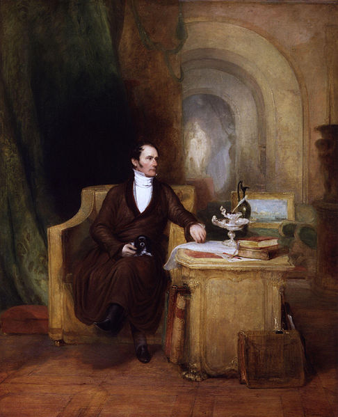 Robert Vernon, 1848, by Henry Collen