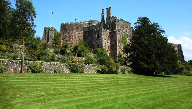 Berkeley Castle today