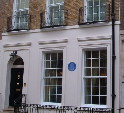 No.5 Arlington Street, Sir Robert Walpole's home