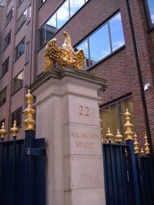 No.22 Arlington Street