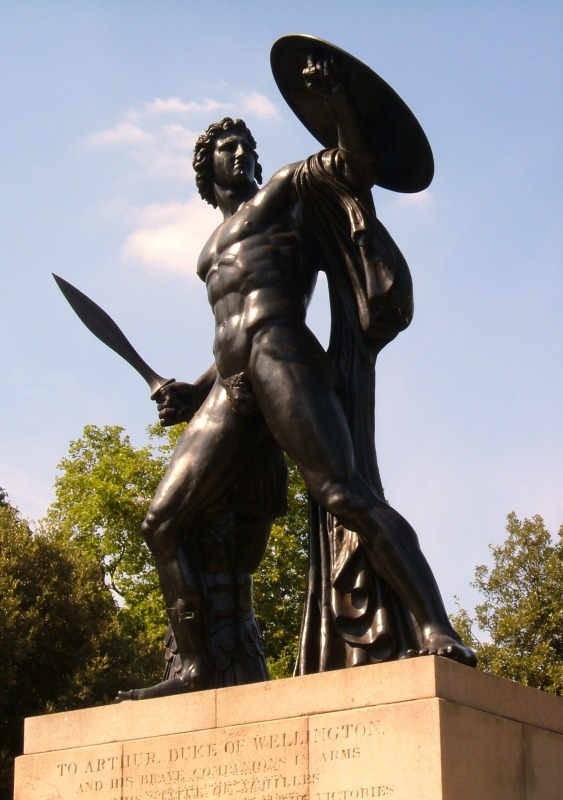 'Achilles'  by Westmacott
