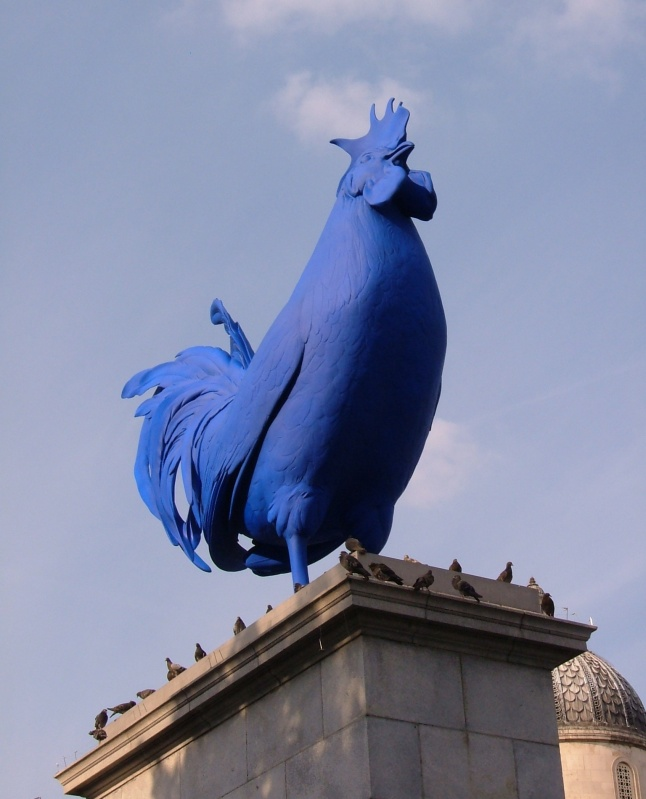 The Fourth Plinth, Trafalgar Square