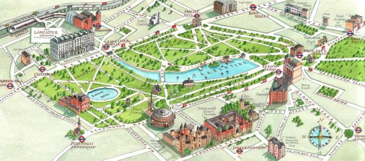 Hyde Park & Kensington Park