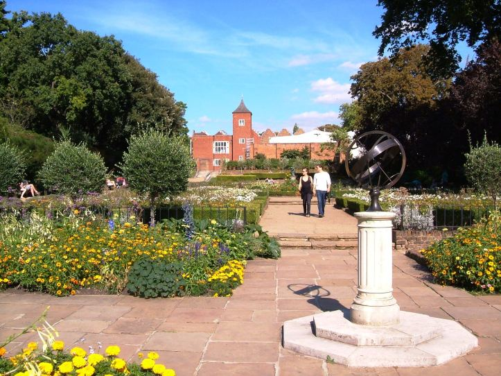 Gardens at Holland House