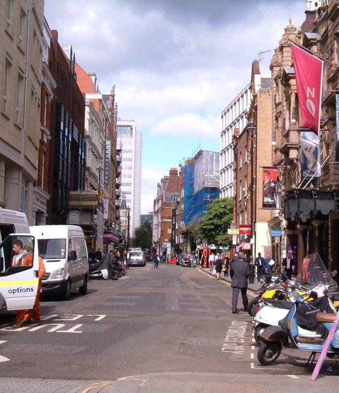 St Martin's Lane