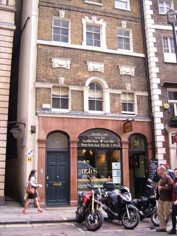 No.31 St Martin's Lane