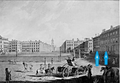 Hanover Square, 1787