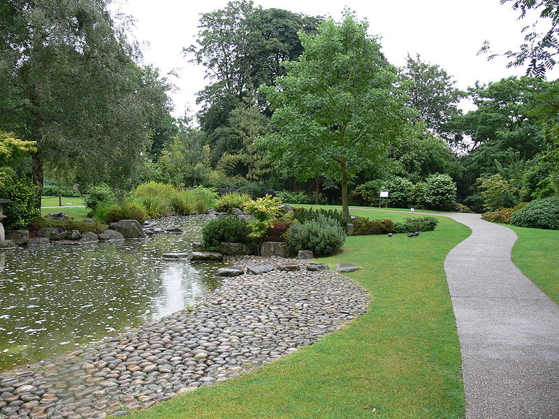 Kyoto Gardens, Holland Park