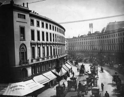 Regent Street, 1888