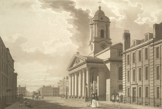 St George's, Hanover Square, 1787