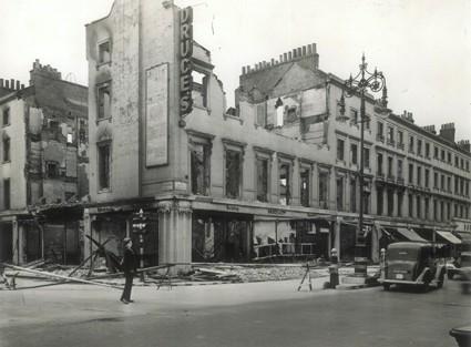 Druce's Depository in Baker Street
