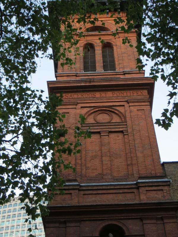 St Patrick's Roman Catholic Church, Soho Square