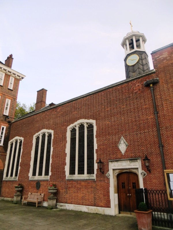 The Chapel, Gray's Inn
