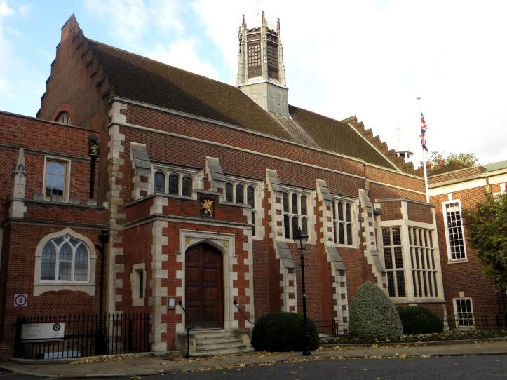 The Hall, Gray's Inn