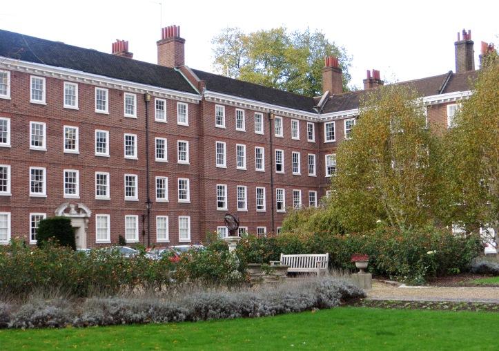 Gray's Inn Square
