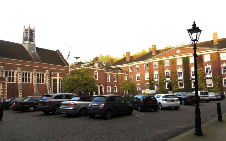 Gray's Inn, South Square