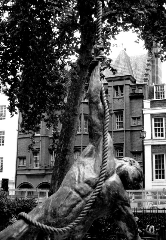 Ascension by Bruce Denny, Soho Square