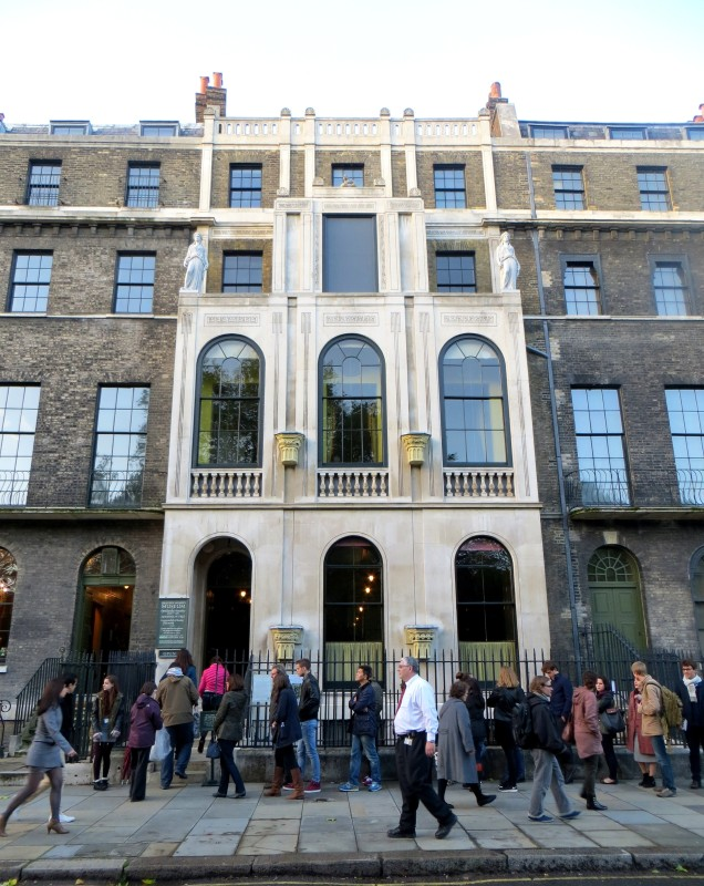 Sir John Soane's Museum, Lincoln's Inn Fields