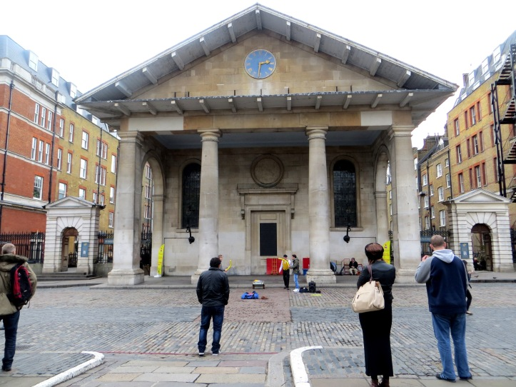 St Paul's Church, Covent Garden
