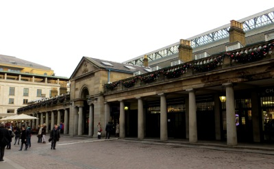 The north side of Covent Garden