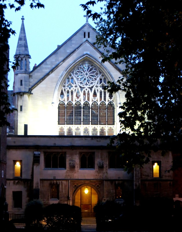 The Chapel, Lincoln's Inn
