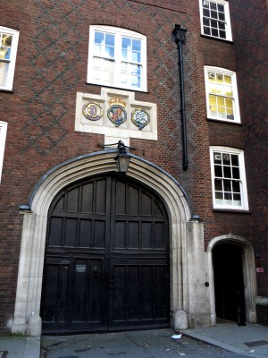 The Gate House seen from Chancery Lane