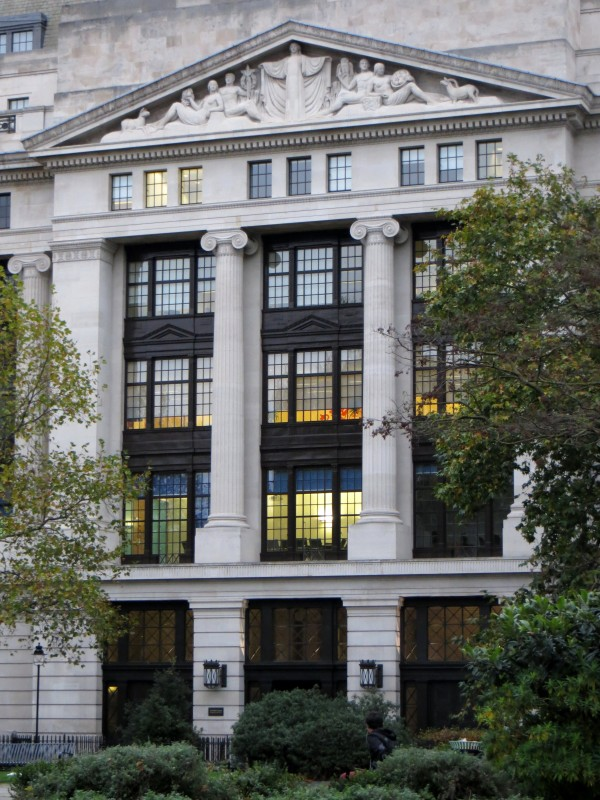 The Liverpool & Victoria Friendly Society, Bloomsbury Square