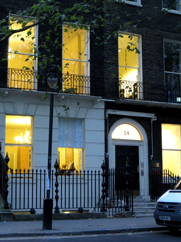 No.29 Bloomsbury Square