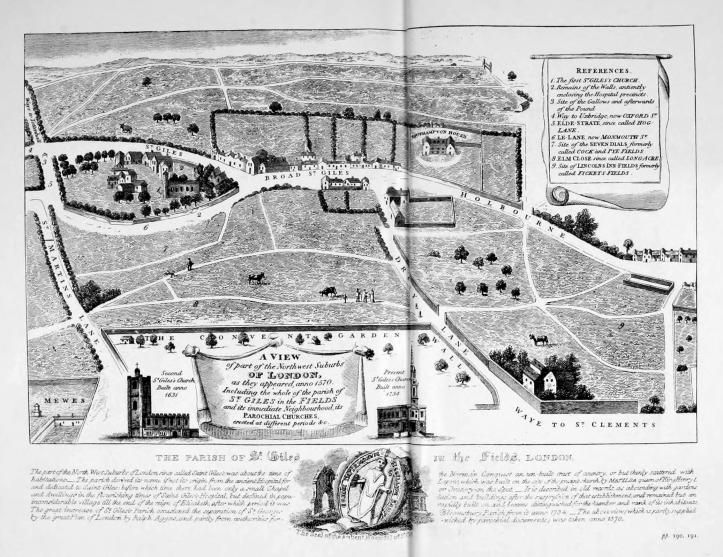 Map of 1570