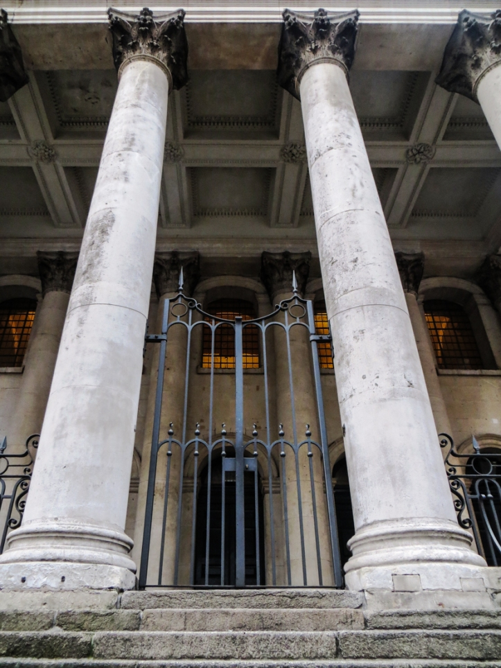 St George's, Bloomsbury