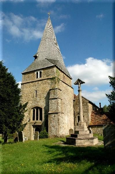 St Mary Church, Sundridge, Kent