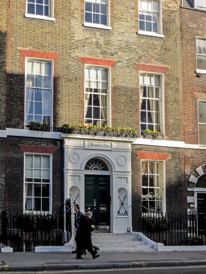 No.1 Bedford Square (East Side)