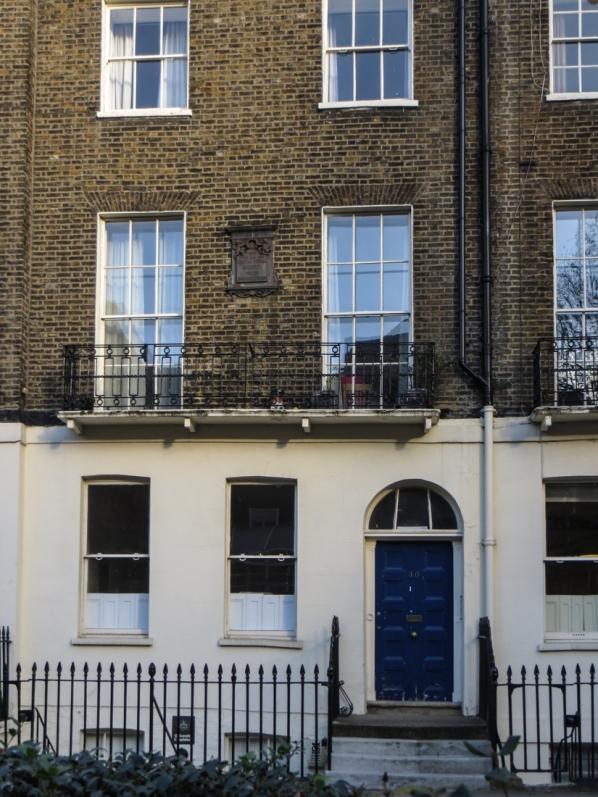 No.30 Torrington Square