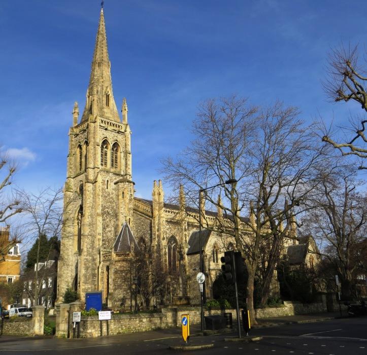 The Church of St Mark, Hamilton Terrace, St John's Wood