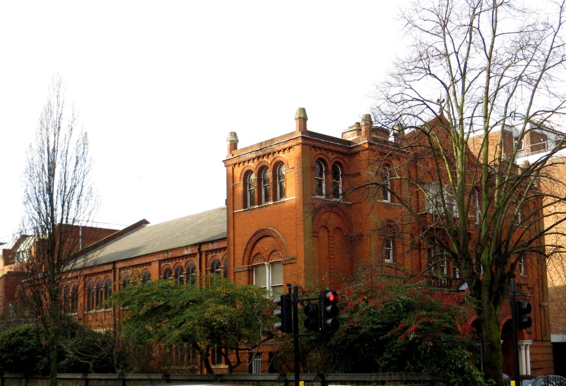 The New London Synagogue, Abbey Road, NW8