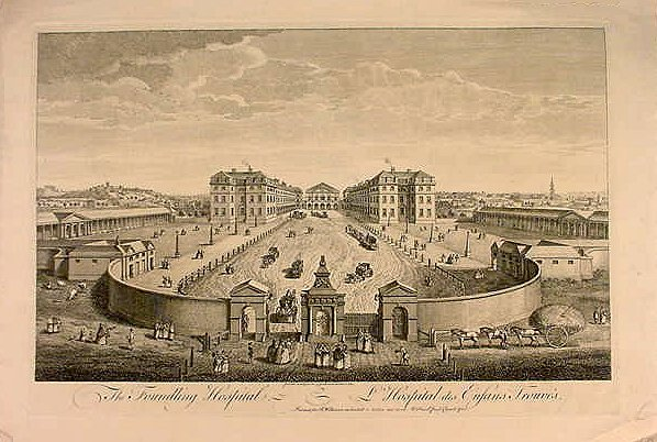 The Foundling Hospital (Wikipedia)