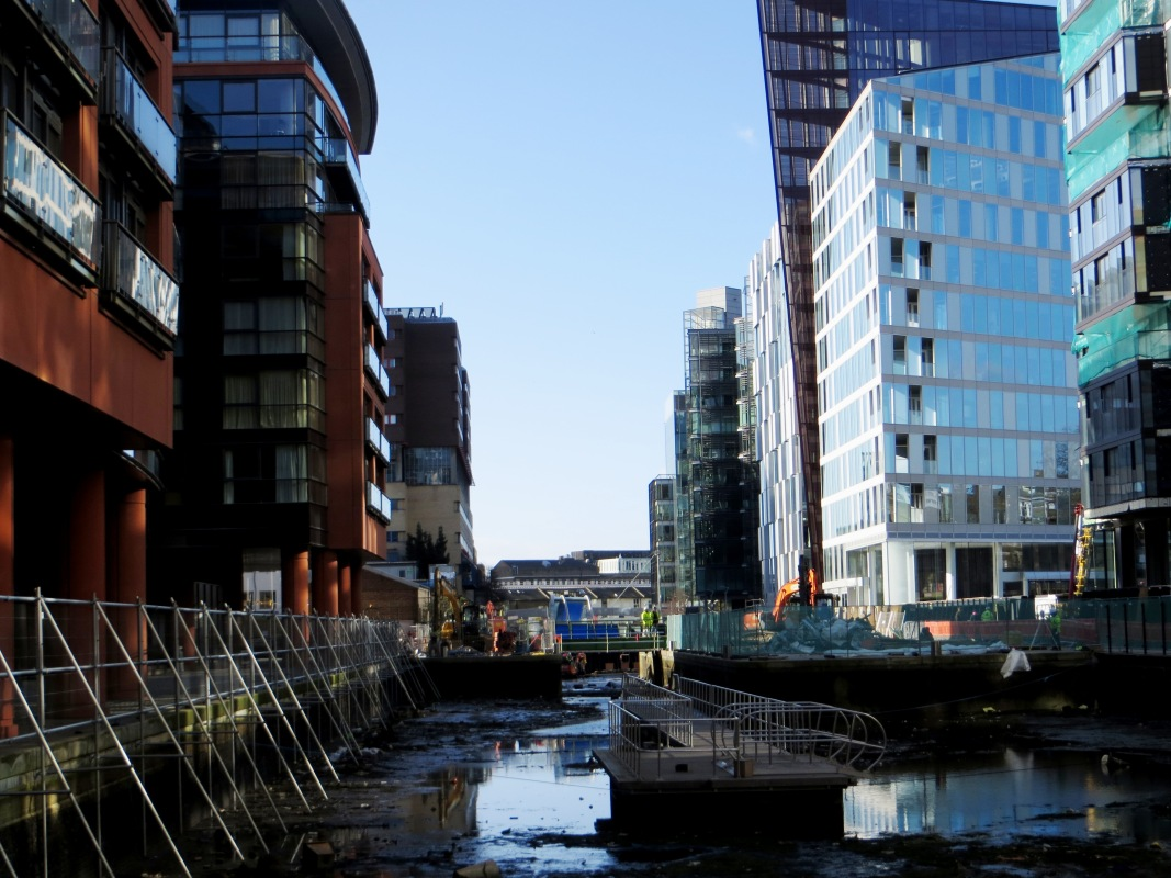 Regeneration of Paddington Basin