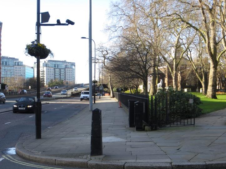 Paddington Green today