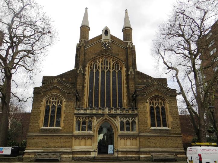 St John's Church, Paddington