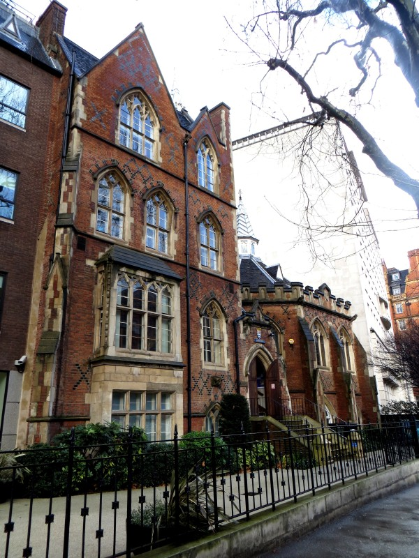 The Philological School, Marylebone Road