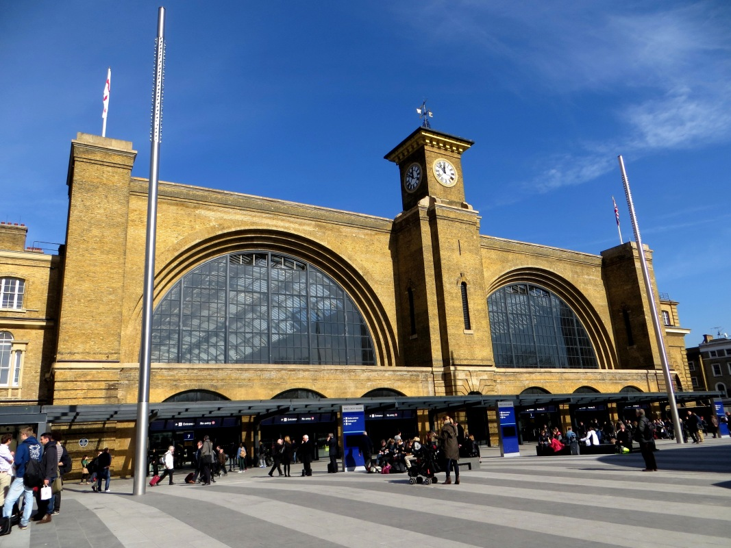 King's Cross Station today
