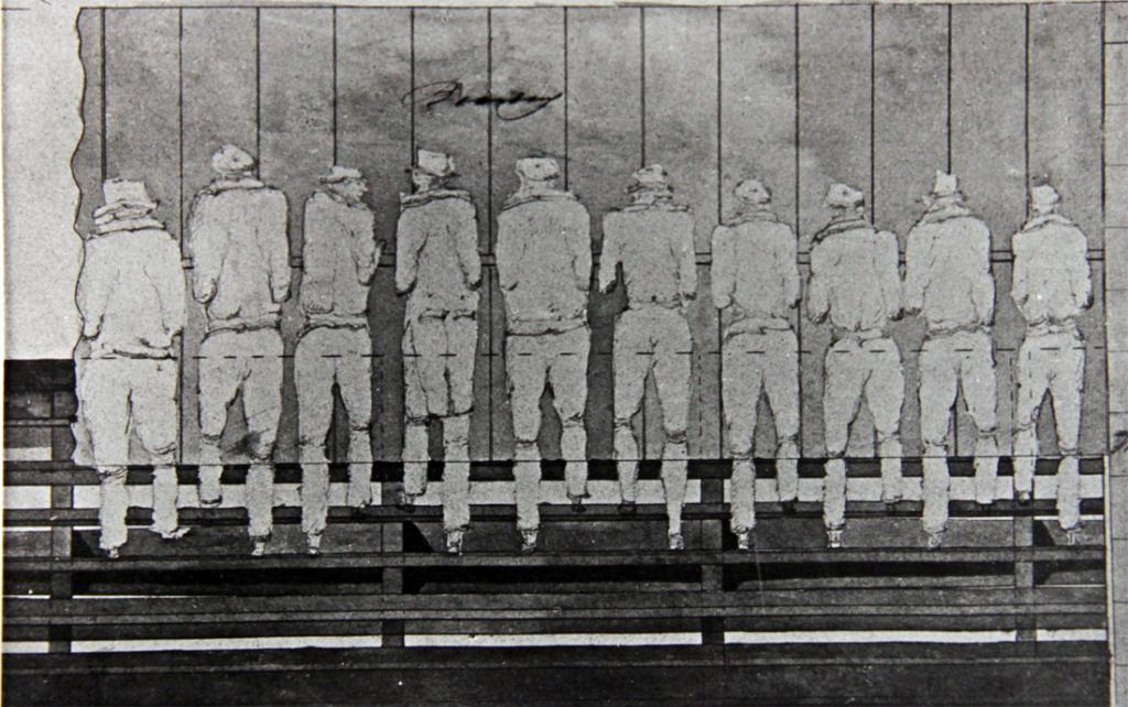 Treadmill in Devizes Prison