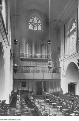 Bethany House chapel
