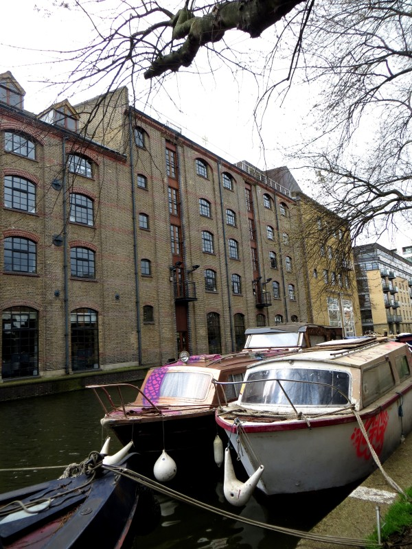 Warehouses at Ice Wharf