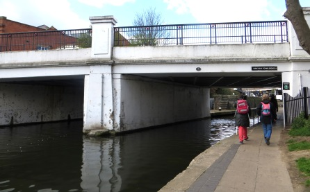 Kentish Town Road Bridge