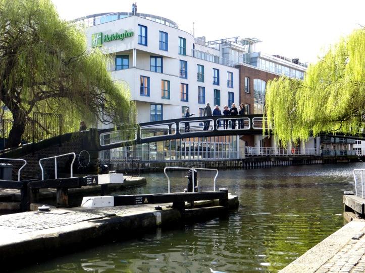 Hampstead Road Lock